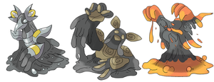 Tar Fakemon by Phatmon66