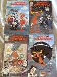 Rocky and Bullwinkle comic books all in 4 by Prince5s