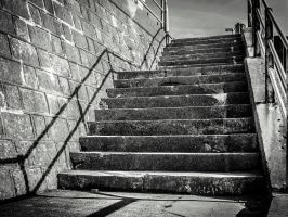 Up the Stairs by amipal
