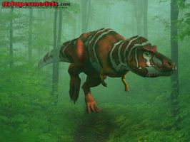 The Forest T-rex by RyanZ720