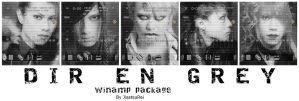 Dir en grey II winamp package by JisatsuRei