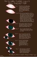 How to Draw Realistic Eyes by secrets-can-kill06