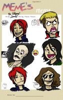 Meme's Meme: Killjoys by Hootsweets