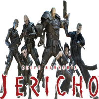 Clive Barker's Jericho Icon by Rich246