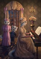 House Concert by Favoletta