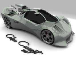 Akiom Concept Car.. by lambo