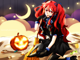 CR event - Halloweeen by bluemanaphy