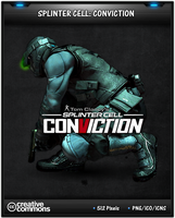 Splinter Cell Conviction by 3xhumed