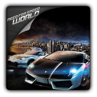 Need For Speed World icon by Themx141