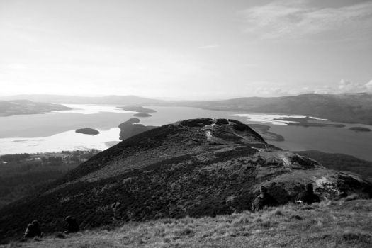 Conic Hill 001 by Spoolokat