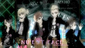 NU'EST: FACE by she-be