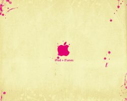 Simple Apple by Nasrian