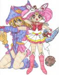 ChibiMoon - A duelist by MasterOfRa