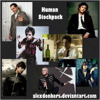 Human Stockpack 1 .rar file by AlexDonkers