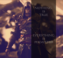Nothing is true, everything is permitted by OrochimaruXDD