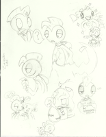 Zuruzukin doodles by 2091-shadow-mew