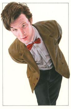 The Doctor by caldwellart