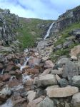 Ben Nevis - Waterfall by Twisted-Sight