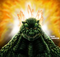 A Little Godzilla In All Of Us by kaijukid