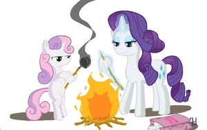 mallow sisters by 7doran