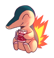 Day 3- Fire Type by Reauki
