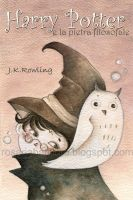 Harry Potter and the philosopher's stone by Nachan