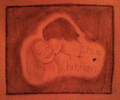 Lisa and Christian by art-is-an-expression