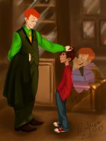 Fred, what do you want? HP by ZERSHUGEN