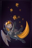 Charity Request: Space Derpy by Eosphorite