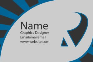 Business Card Design 1 by puffthemagicdragon92