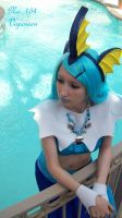Number 134 Vaporeon by Melodious-Angel