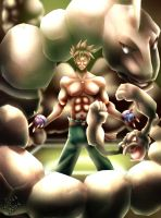 Brock - Kanto Gym Leaders #1 by CrossToons
