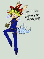 How Kaiba beat Yami by Marik-Ishtaru