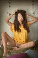 Think Yellow by artofdan70