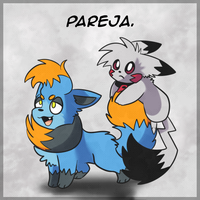 Pareja: Cover by Thiefing