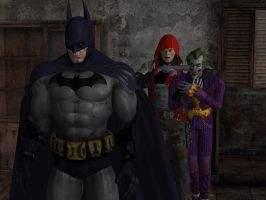 Tribute to Batman: Under the Red Hood by Dante-564