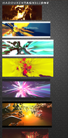 Hadouken: 2007-2008 Tag Wall by Sacryer