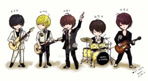 FT Island by LepaR