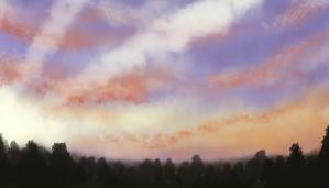 Practice Landscape by ThisIsArtMaybe