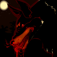 Blood Moon by SinCommonStitches