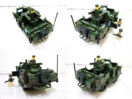 Small to Big War Vehicle (2.2) by SOS101