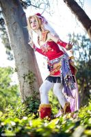 Terra Final Fantasy VI by ivettepuig