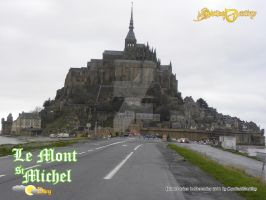 Le Mont St Michel 7  day by SpotlessDestiny