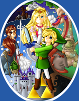:.:The Wind Waker:.: by brigette