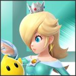 Free Rosalina Icon (Original) by ThunderChuck250