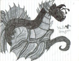 2012 Val's Dragon by Inuranchan