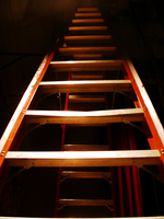 ladder1 by lampshaded-stock