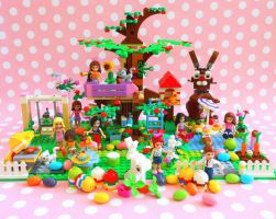 Lego Spring Time by DreamsCatchMe