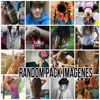 Pack imagenes random by Perfectddlovato