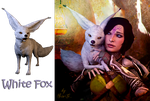 DAI: White Fox -  model for XnaLara by Sia-G